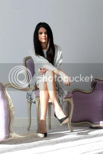 FunFunky.com Selena Gomez - Photoshoot for Paris Match Magazine : Global Celebrtities (F)