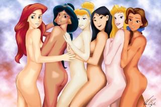 disney mulan nude