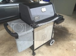 Small Of Weber Genesis Silver