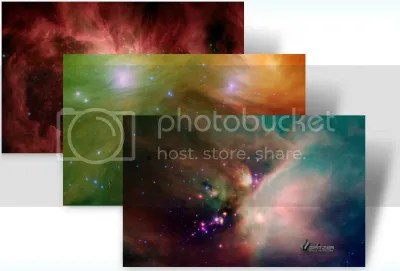 Download theme NASA Hidden Universe dành cho Windows 7