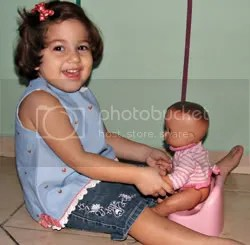 Camila & Doll Kaithlyn