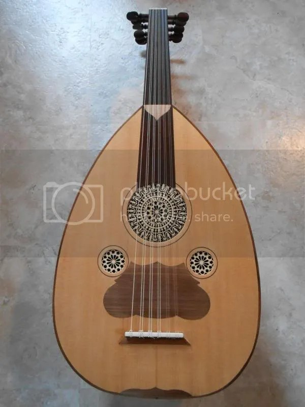 I noticed that, when I play my oud, I keep hearing this buzzing sound 2
