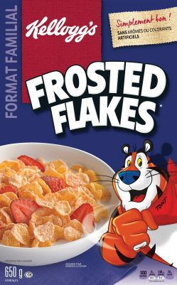 Charmful Frosted Flakes Cereal Family Size Walmart Canada Kellogg S Frosted Flakes Coupons Kellogg S Frosted Flakes Nutrition