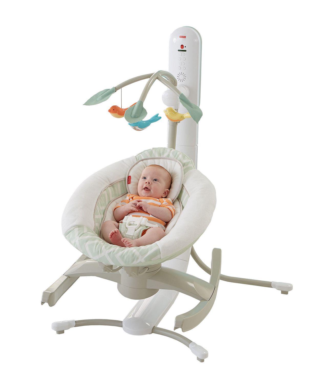 Fullsize Of Fisher Price Cradle N Swing