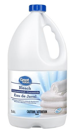Great Value Concentrated Liquid Bleach   Walmart Canada Great Value Concentrated Liquid Bleach