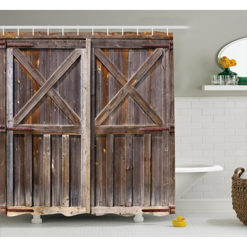Medium Crop Of Rustic Shower Curtains