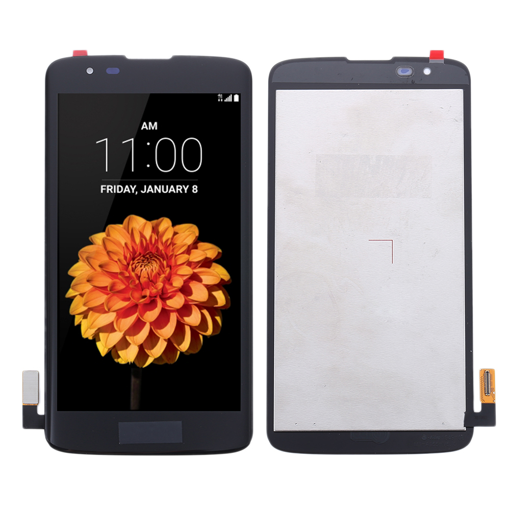 LCD Screen Touch Digitizer Assembly Part For LG Tribute 5 K7 LS675 MS330 Black - Walmart.com