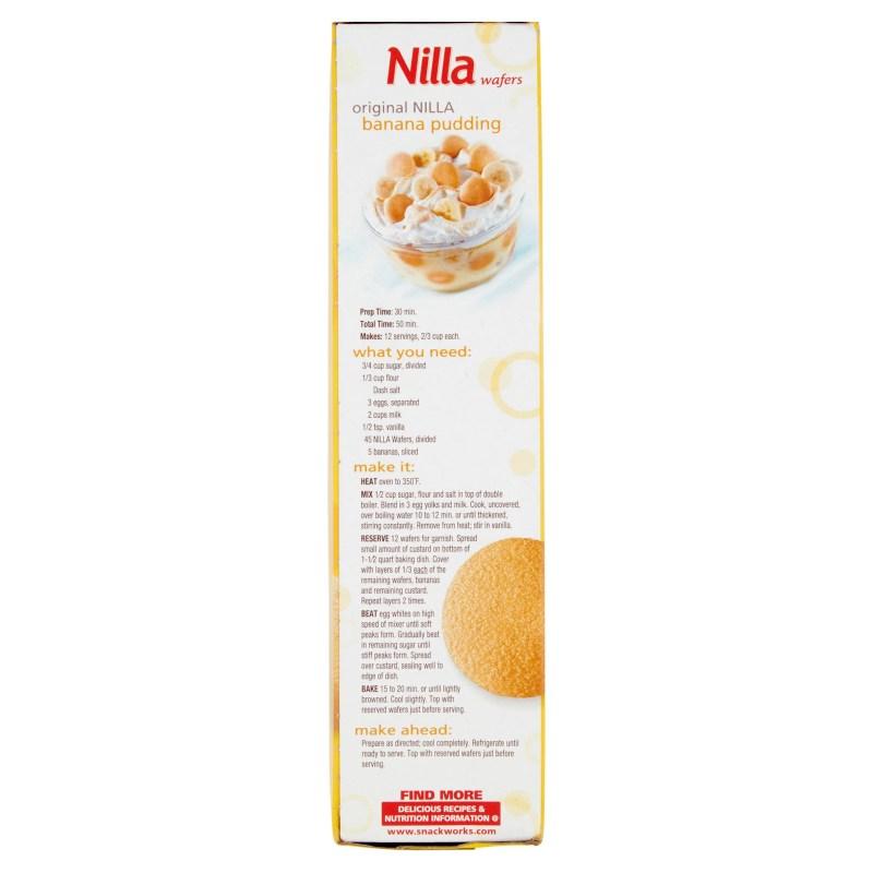 Large Of Nilla Banana Pudding Cereal