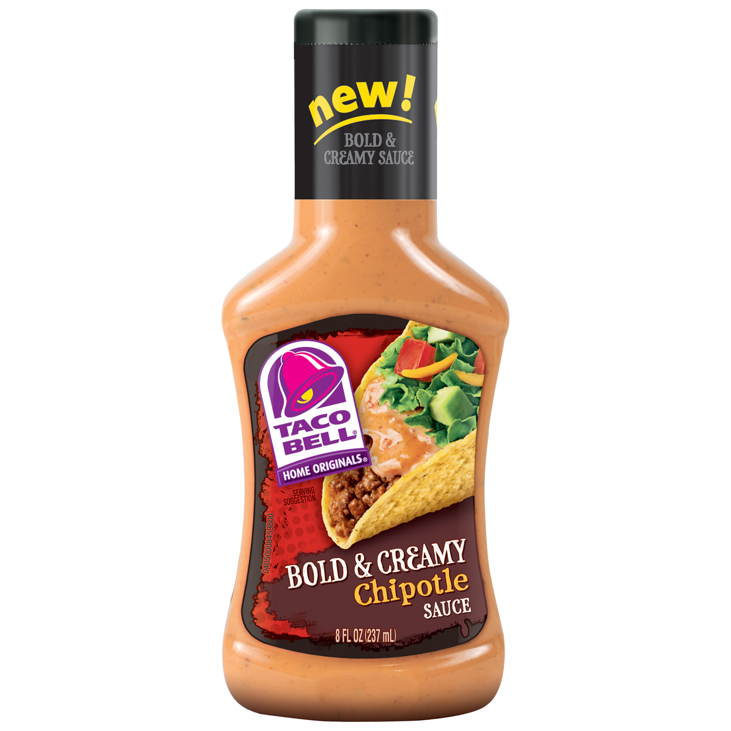 Imposing Product Taco Bell Home Creamy B Originals Chipotle Sauce Fl Oz Taco Bell Hot Sauce Vegan Taco Bell Hot Sauce Onesie nice food Taco Bell Hot Sauce