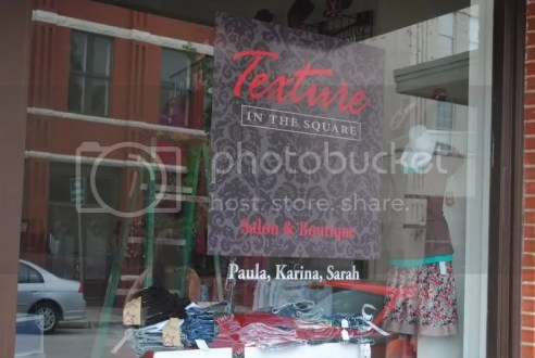 Texture In The Square Salon Boutique