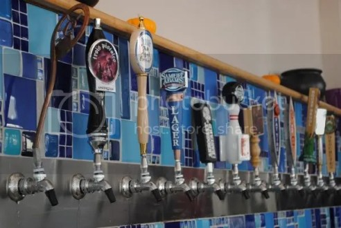Taps at Square Burger