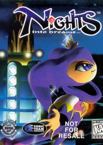 Download NiGHTS Into Dreams FLT