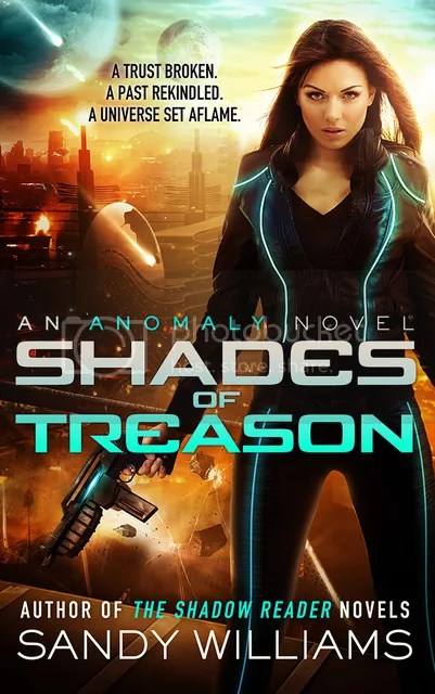Shades of Treason Blog Tour: Review + Giveaway!
