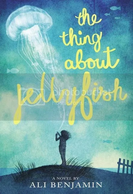 National Book Award 2015 Finalist – The Thing About Jellyfish by Ali Benjamin