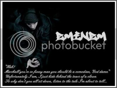 Eminem Wallpaper Photo by eminem-fangirl | Photobucket