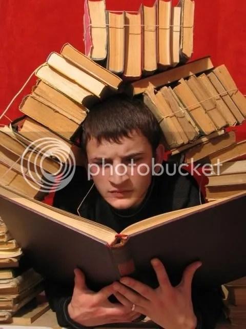 7 Hal Yang Memperlambat Kecepatan Membaca