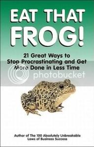 Brian Tracy's Eat That Frog: 21 Cara Rampungkan Urusan Lebih Cepat