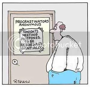 Kiat Produktivitas #13: Cara Menanggulangi Penundaan