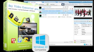 Any Video Converter Professional.5.9.7 Multilingual + Portable