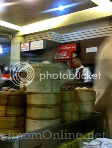 Causeway Restaurant dimsum promo dimsum cart