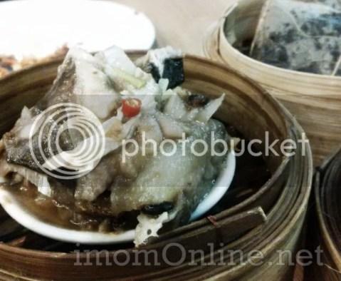 Causeway Restaurant dimsum promo fish head tausi