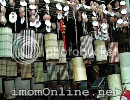 native lamps dapitan street market