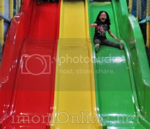 Active Play at Active Fun SM North Annex giant slide 2