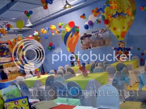 Active Play at Active Fun SM North Annex party venue
