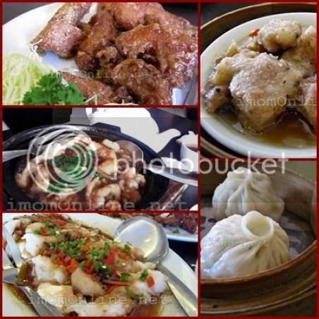 KIng Chef Restaurant seafood hotpot, spareribs, xiao long bao