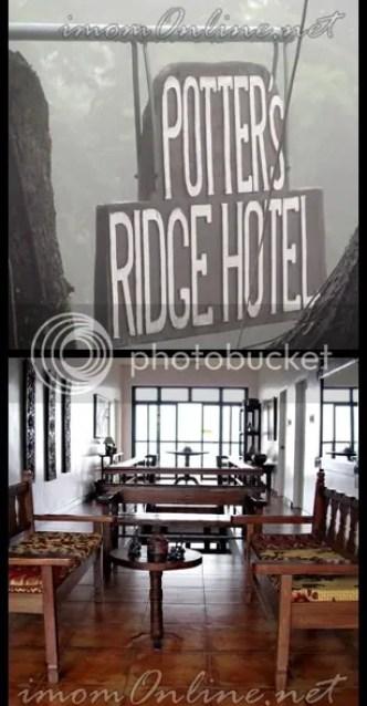 Potter's Ridge hotel tagaytay family trip