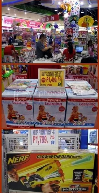 Robinsons Red Hot Sale toys r us