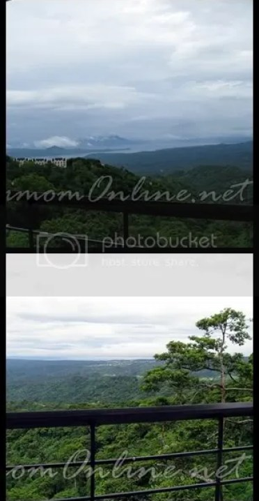 Tagaytay road trip ridge view