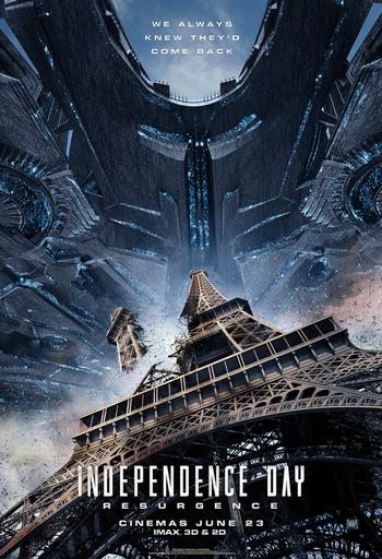 Independence Day Resurgence (2016) 720p BRRip X264.AC3-EVO