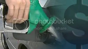 Gasolina tá cara