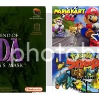Nostalgie: Mijn Meest-gespeelde Nintendo 64 Games