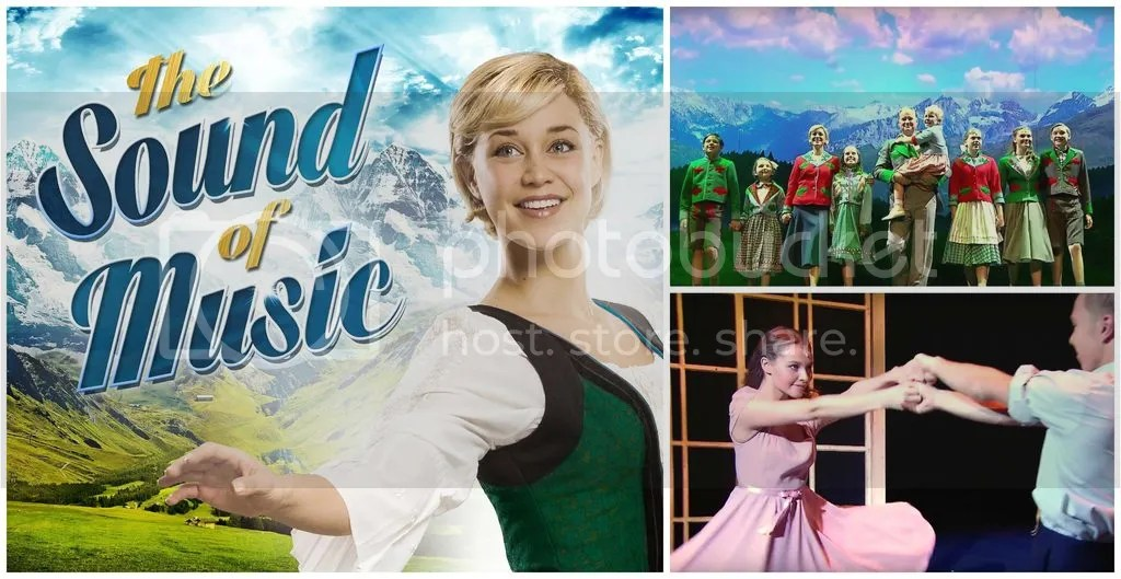 The Sound of Music de musical 2015