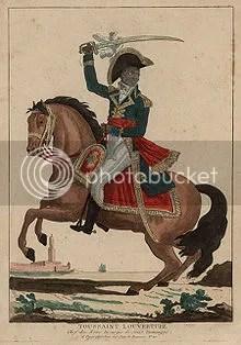 Toussaint L'Ouverture (1802) (via Wikipedia)