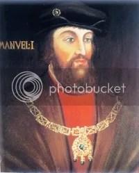 King Manuel (via Wikipedia)