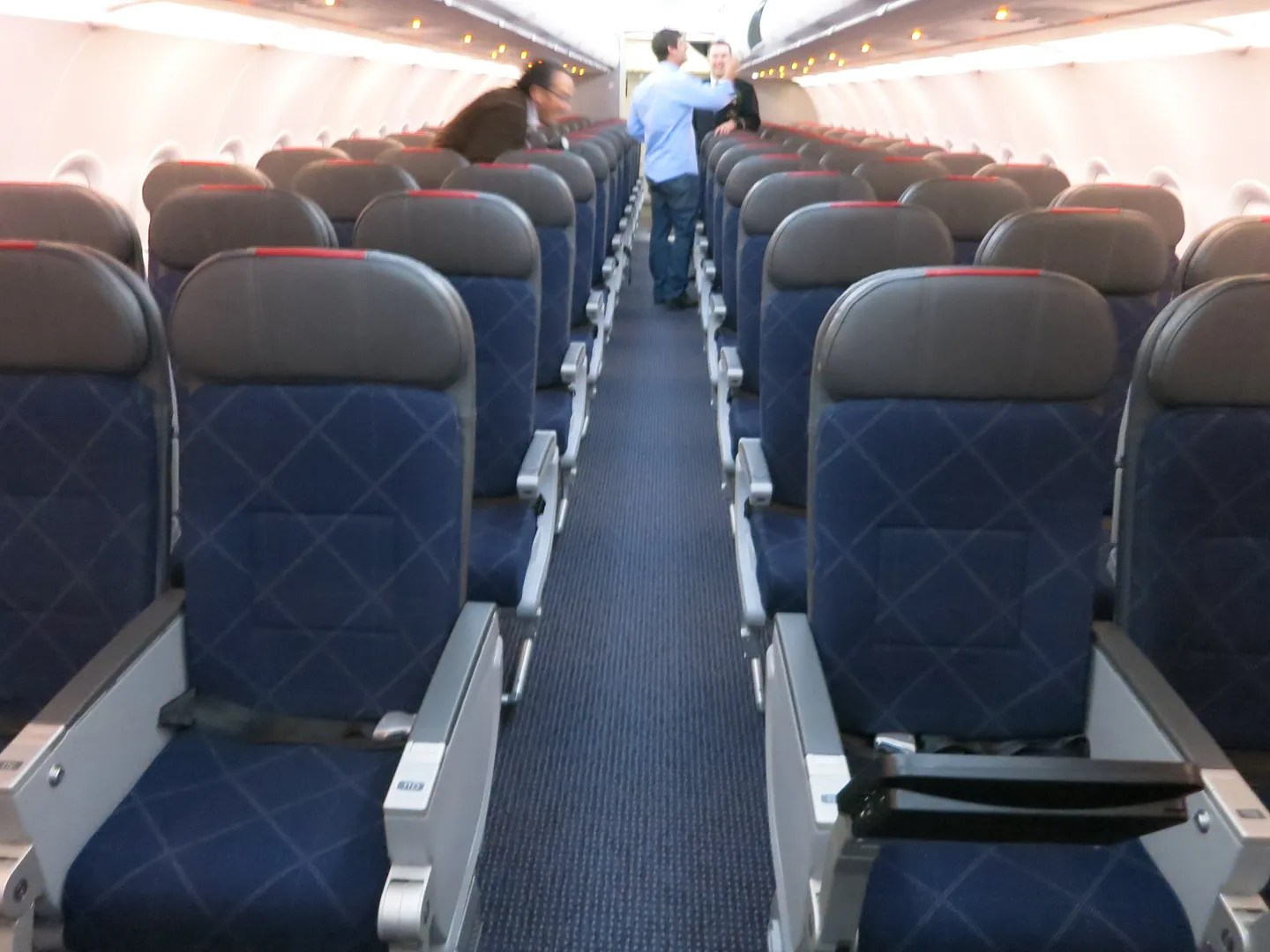 Will american keep 3 cabin premium domestic first class for What is the difference between delta comfort and main cabin