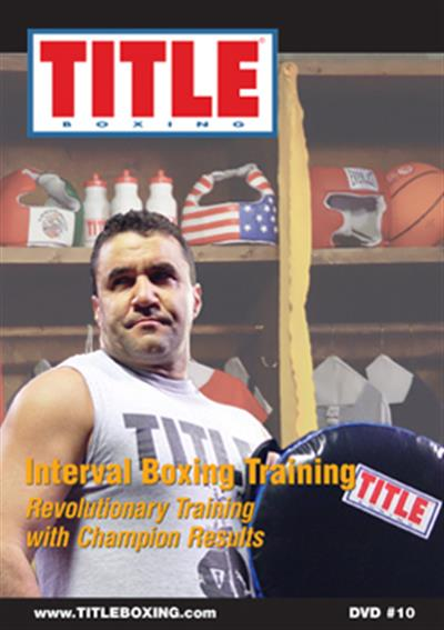 TITLE Boxing – Interval Boxing Training (2003) – Vol 10
