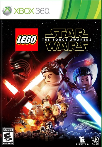 LEGO Star Wars The Force Awakens XBOX360-COMPLEX