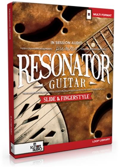 In Session Audio - Resonator Guitar - MULTiFORMAT