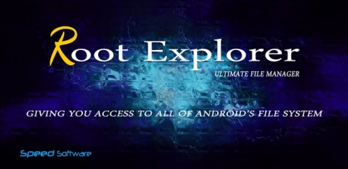 [ANDROID] Root Explorer (File Manager) v3.2 - MULTI ITA