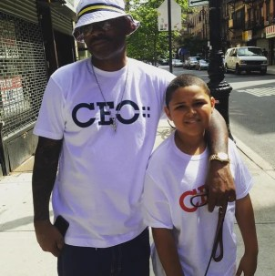 Image result for damon dash son lucky