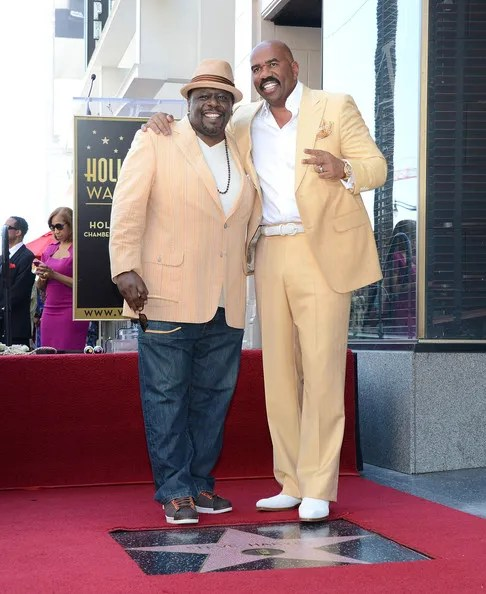 SteveHarveyHonoredHollywoodWalkFamehiJG3c1uCCml FAB Photos: Steve Harvey gets his star on the Hollywood Walk Of Fame