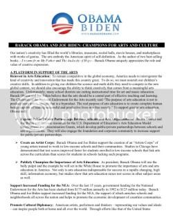 Obama Fact Sheet1