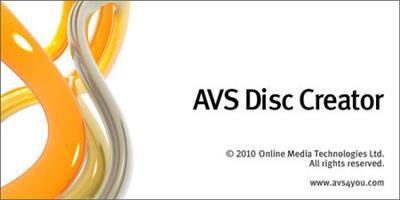 AVS Disc Creator 5.2.4.534