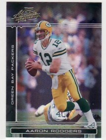 2006 Playoff Absolute Memorabilia Aaron Rodgers #57