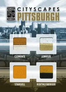 Famous Fabrics Cityscapes Pittsburgh