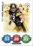 2010 Topps Attax Troy Polamalu Base Card